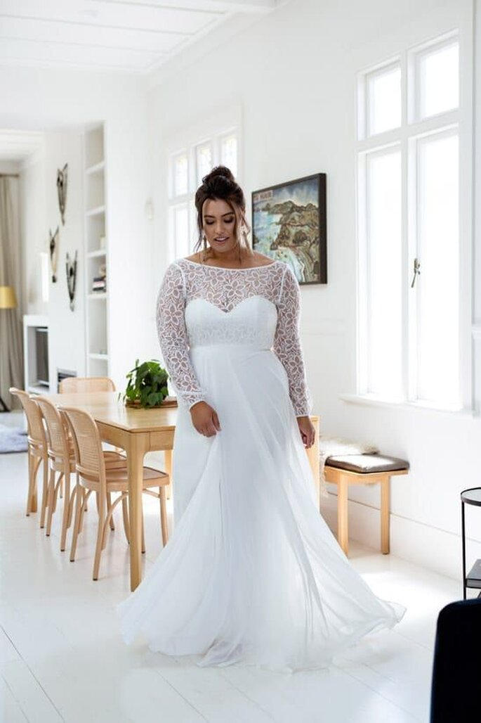 Vollkommen.Braut. - The Curvy Bridal Boutique