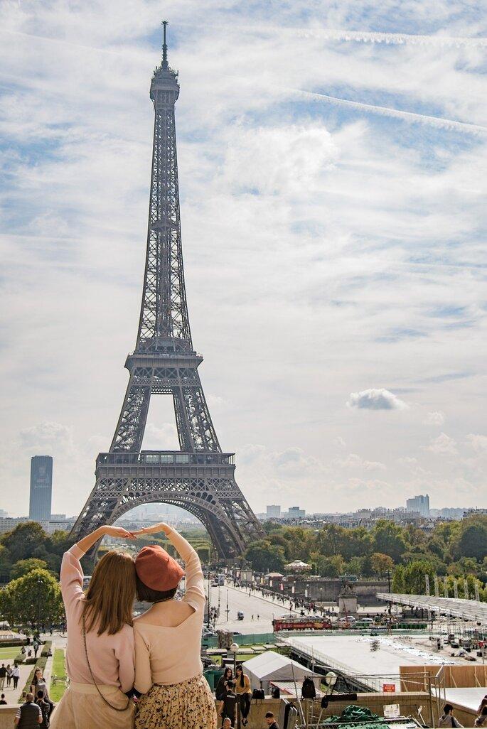 Bodas de Hierro - Ir a Paris por aniversario de Bodas