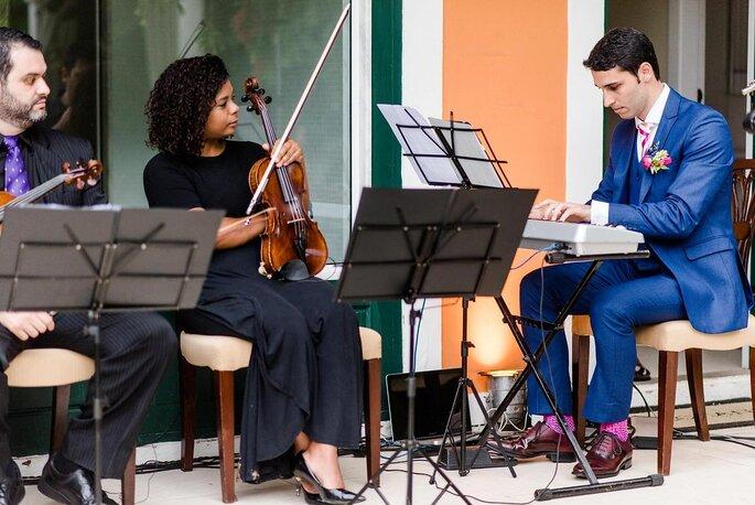 Música: Versus Quatro   Foto: Juliana Kneipp