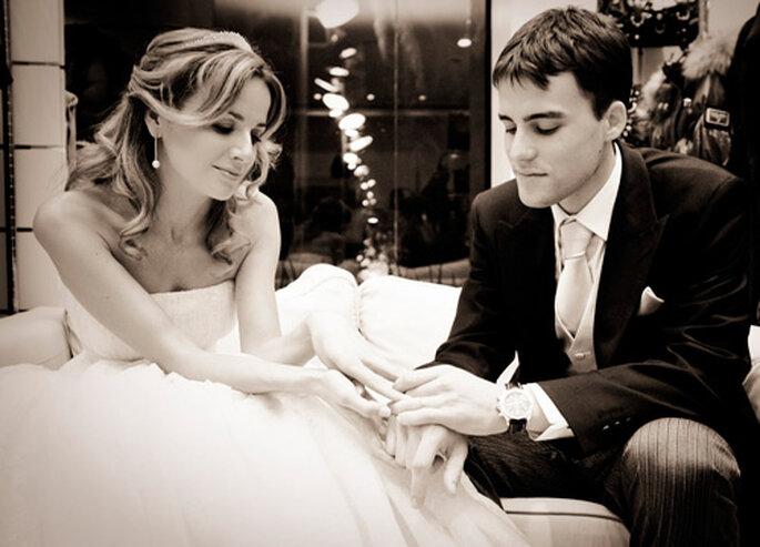 Las instantáneas más románticas para tu álbum de boda. Foto: Punto de Vista