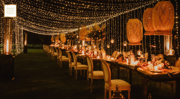 Sergio Acosta Event Designer wedding planner Bogotá