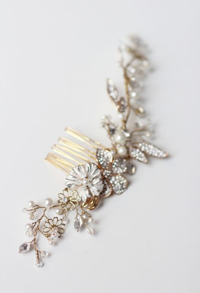 Свадебные Украшения Enze Bridal5