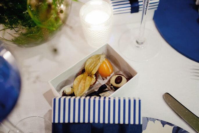 doces e chocolates casamento