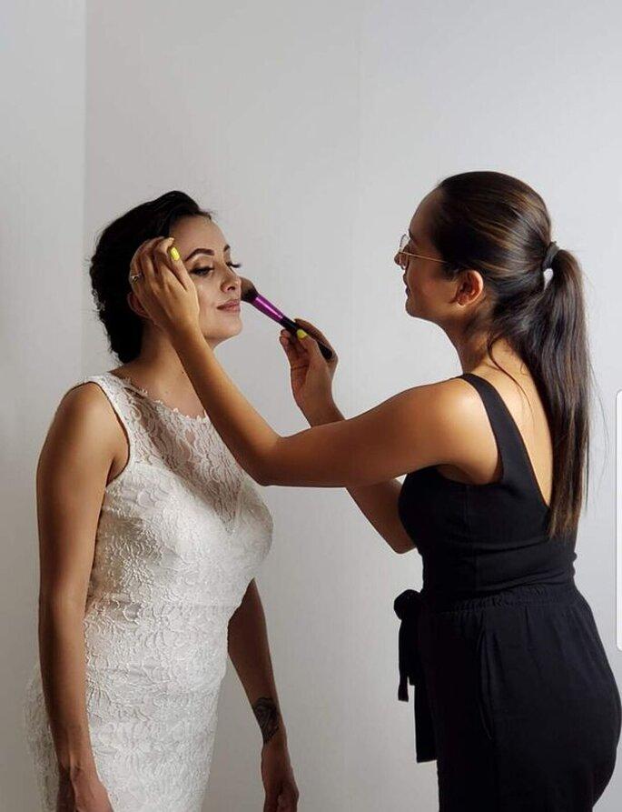 Mariana Álvarez Beauty Artist maquillaje novias Monterrey