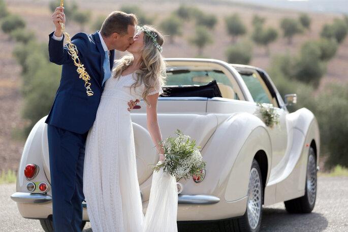 Veryvip cars coches para bodas Madrid