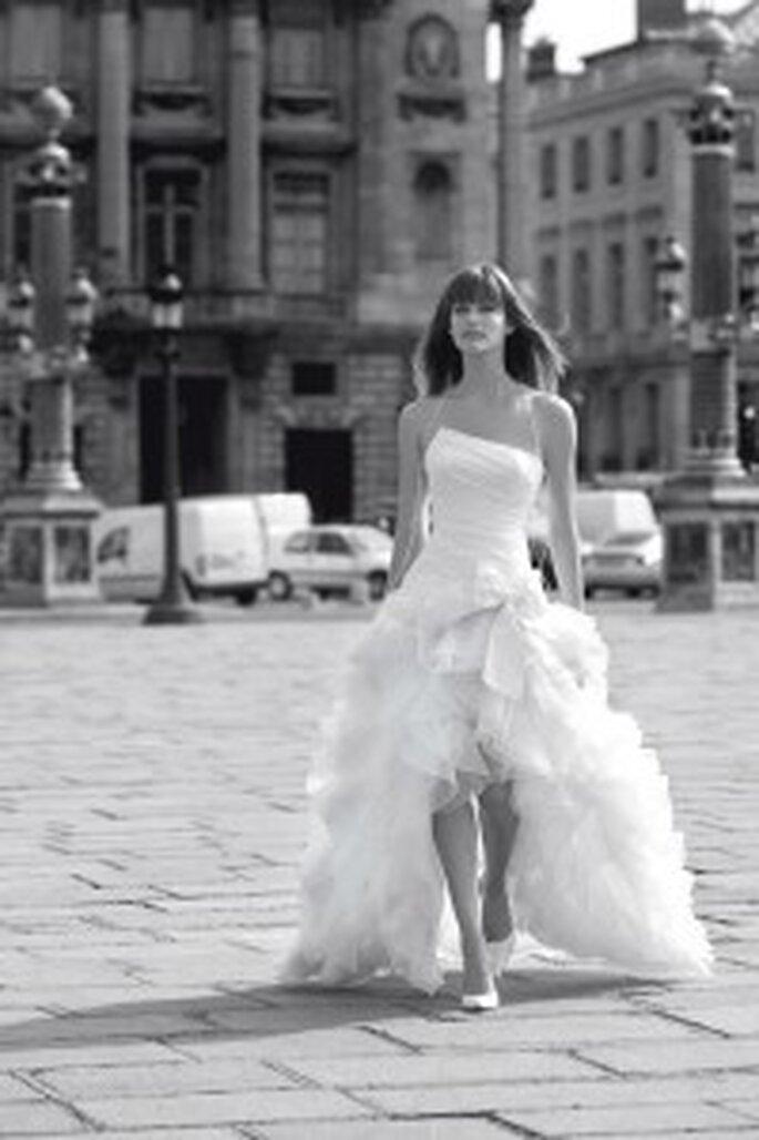 Vestido de novia Euriell, de Cymbeline 2011