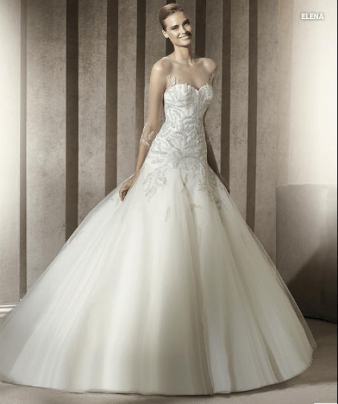 Vestido de novia Elena, Pronovias