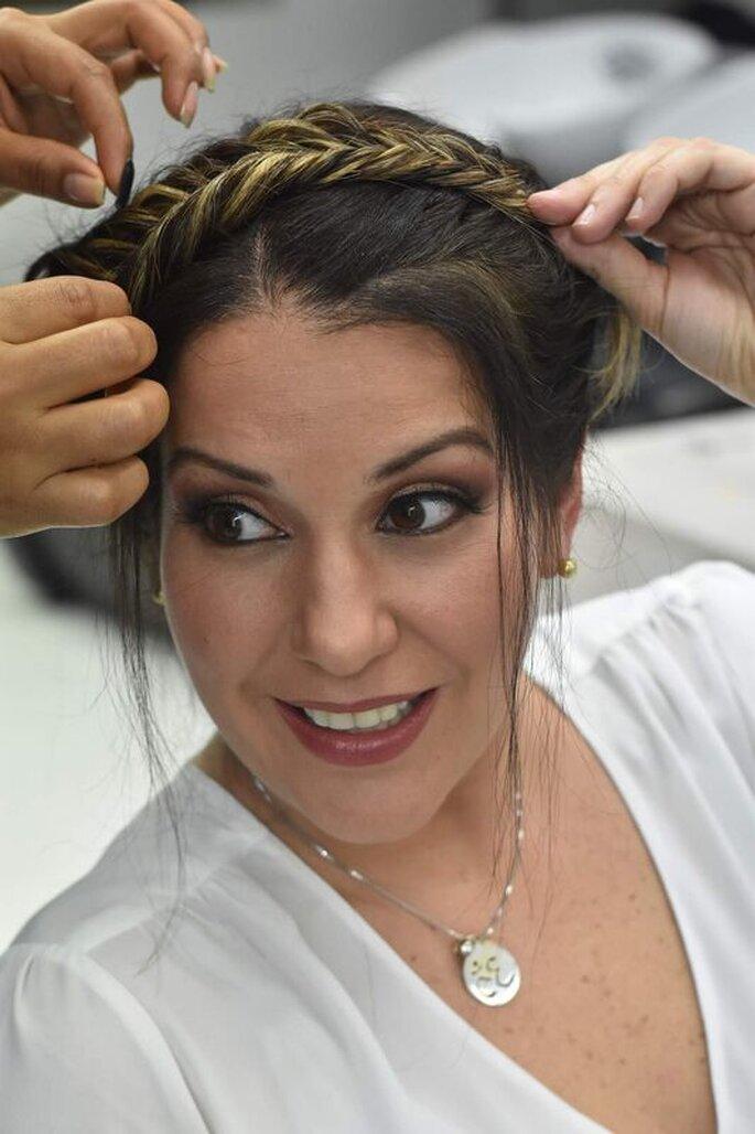 Mara maquillaje y peinado maquillaje y peluqueria San Borja