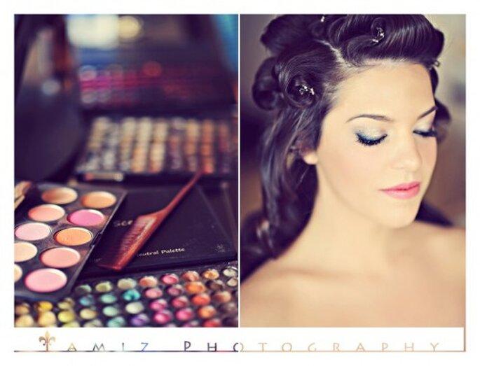 #MartesDeBodas: Tips de belleza para novias - Foto Tamiz Photography