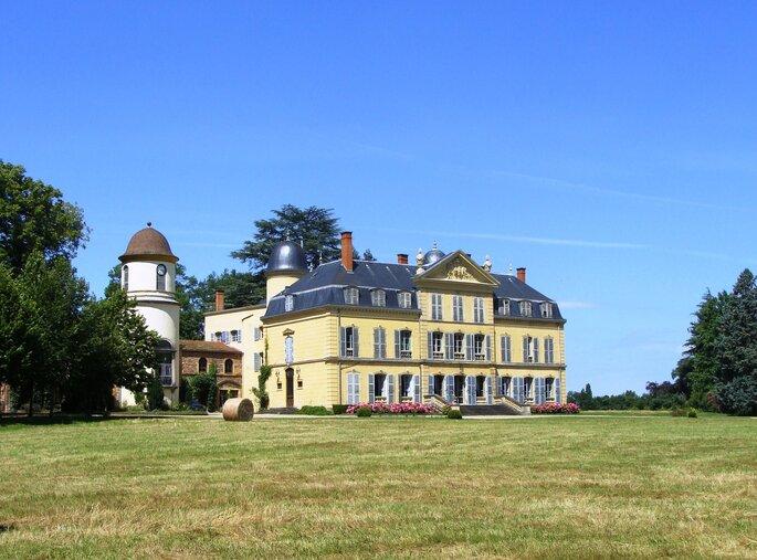 Château d'Ailly - Mariage - Loire - 42