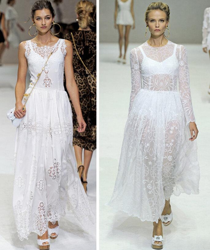 Dolce & Gabbana Verão 2011 - Foto: Divulgação