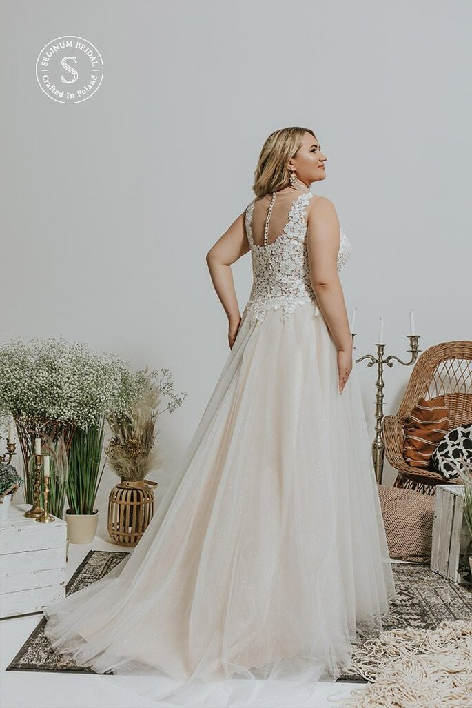 Tina's Tüll Traum Brautmodestudio