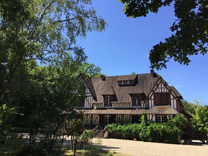 Manoir Saint Hubert - Lieux de réception pour votre mariage - Seine-et-Marne