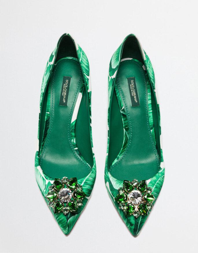 Zapatos de novia, Dolce & Gabbana