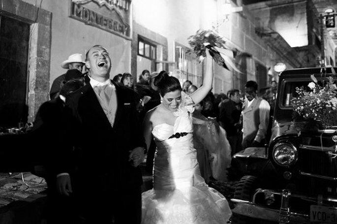 Boda de Karla y Juan en Real de Catorce