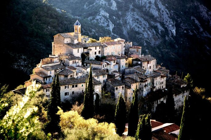 L' Auberge de la Madone - mariage - couple - plein air - PACA - Provence-Alpes Côte d'Azur