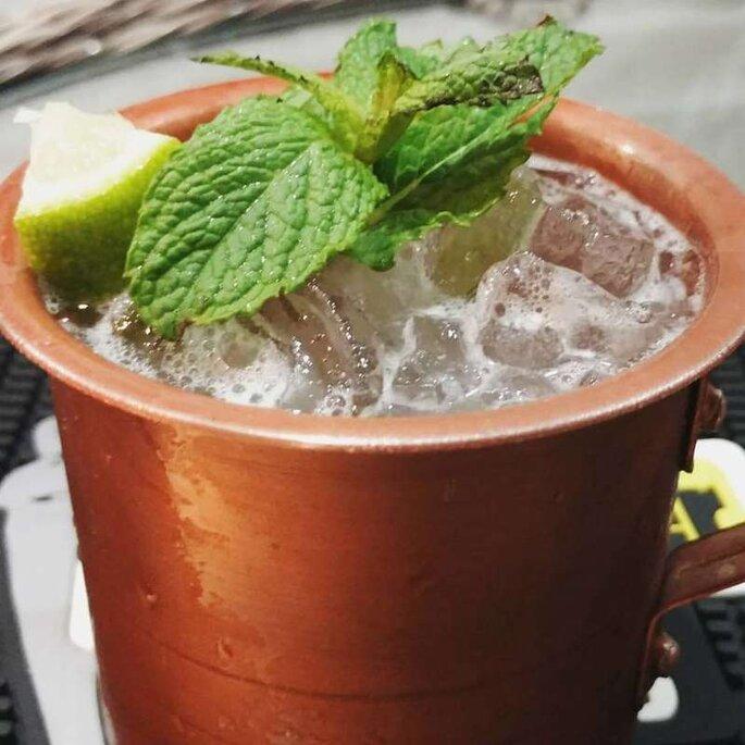 Drink Moscou Mule