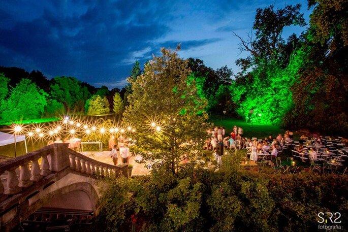 Hochzeitslocation Schloss Stülpe Brandenburg
