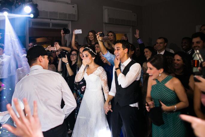 pista de danca casamento