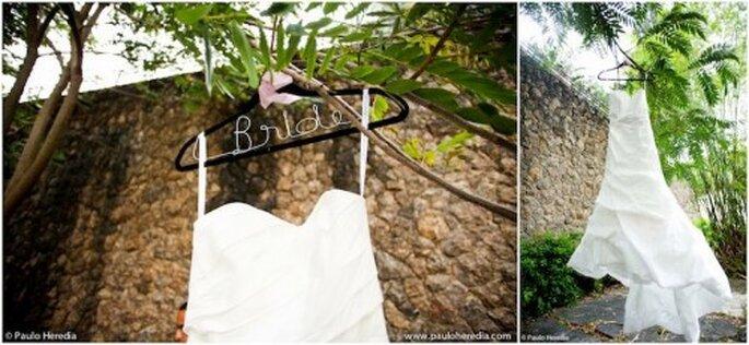 Un detalle súper especial para su boda. Foto de Paulo Herédia