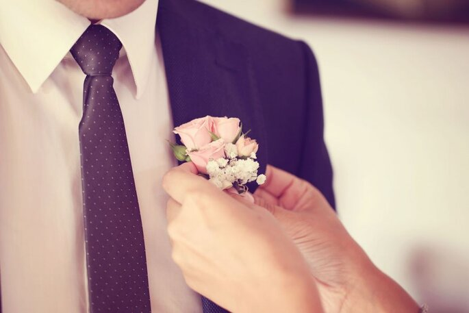 Profissionais comprometidos com os noivos