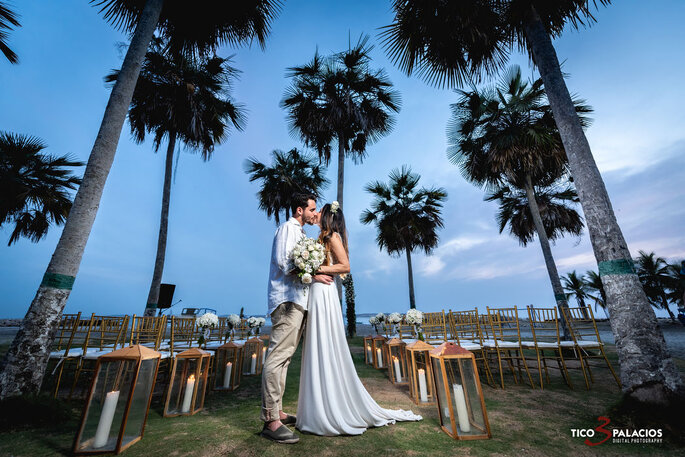 Adriana Peña Eventos Wedding Planner Cartagena