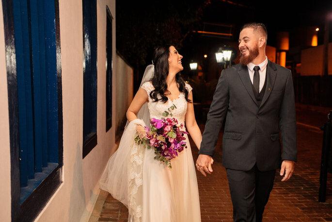 Troca de olhares dos noivos por Guilherme Lima Foto e Vídeo