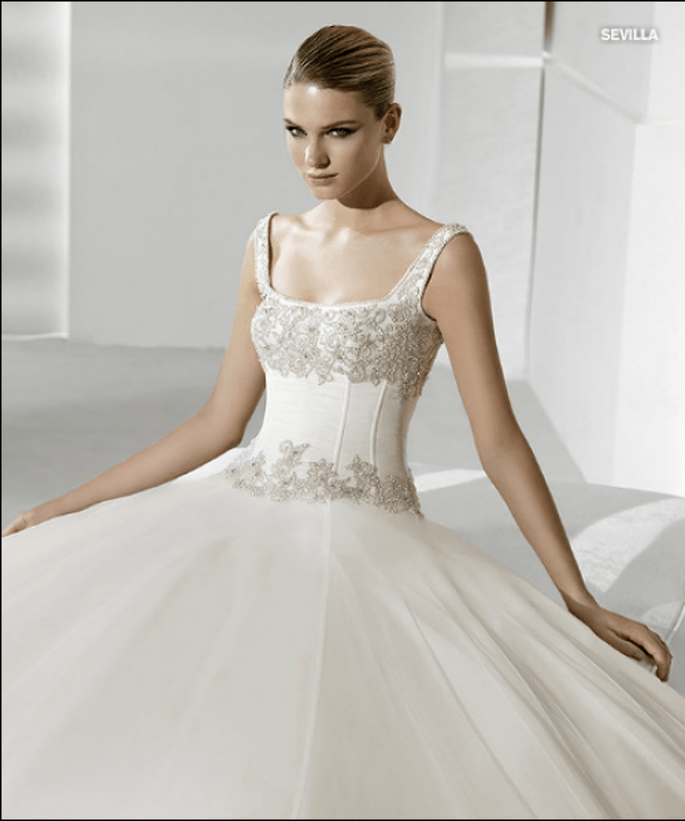 Vestido de novia Sevilla, La Sposa