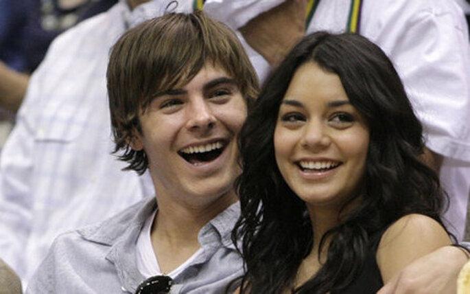 Zac y Vanessa por ahora sin boda en puerta