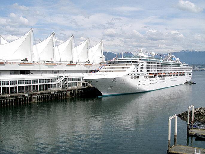 Un crucero es como un totel de lujo flotante. Foto: www.flickr.com - Thomas Quine (Quinet)