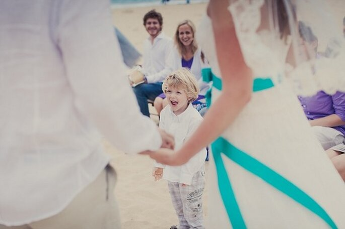 Hochzeit auf Mallorca. Hand in Hand - Foto: Nadia Meli.