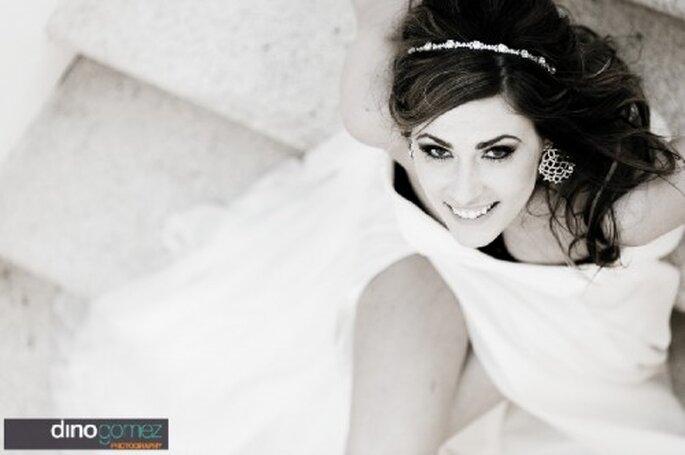 Saca lo mejor de ti el día de tu boda - Foto Dino Gómez
