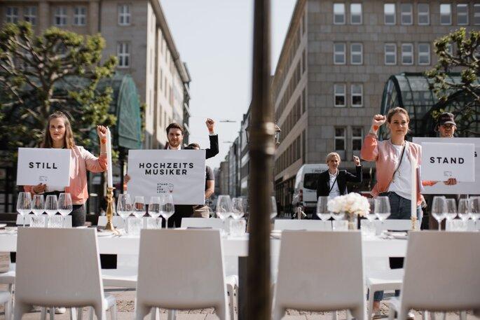 Stand up for Love Hochzeitsdienstleister