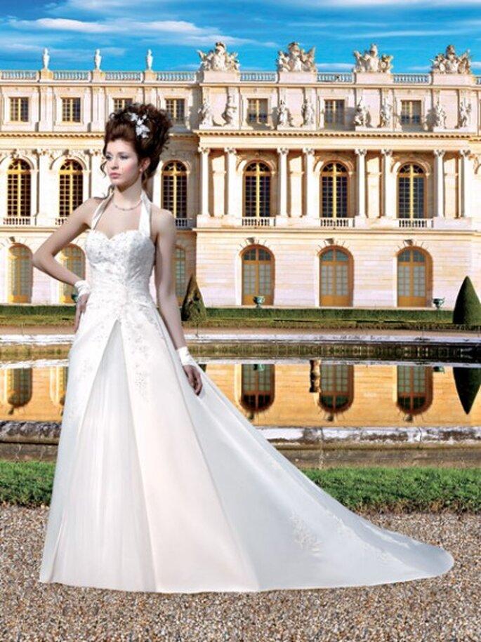 Robe de mariée Col 124-13 - Collector 2012