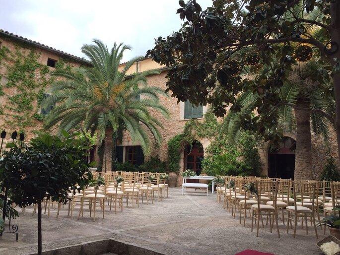 Ses Cases de Sa Font Seca finca bodas Palma de Mallorca
