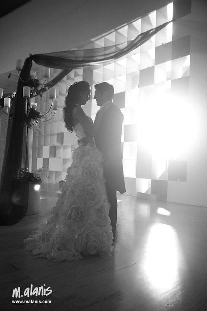 Contrata una segunda cámara que no pierda detalle de tu boda - Foto Mauricio Alanis