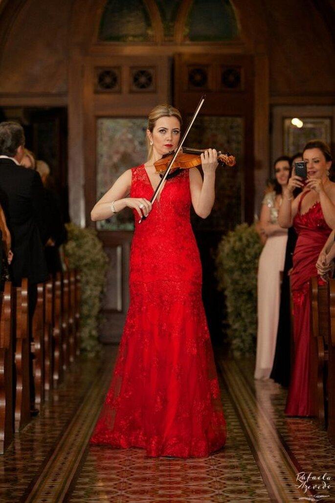 violino casamento