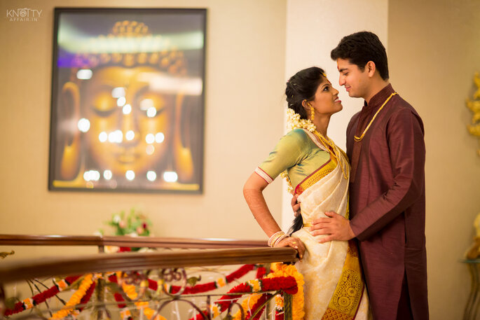 Photo: Knotty Affair by Namit & Vipul.