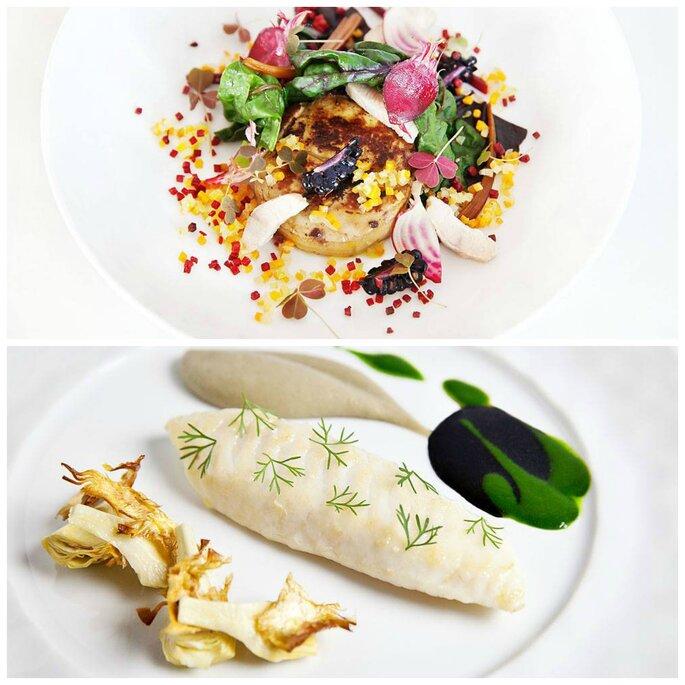 Les Etangs de Corot - restaurant