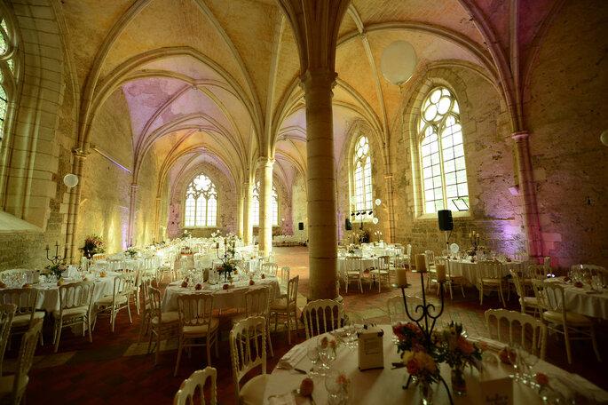 Abbaye de Reigny - Lieu de Réception - Yonne (89)