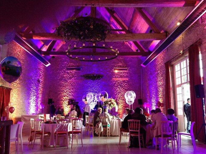 Le Relais de Neuville, lieu de réception pour votre mariage dans les Yvelines