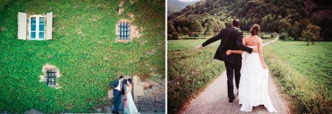 Se marier dans la région Midi-Pyrénes a de quoi séduire... - Crédit Photos : William Lambelet, Floriane Caux