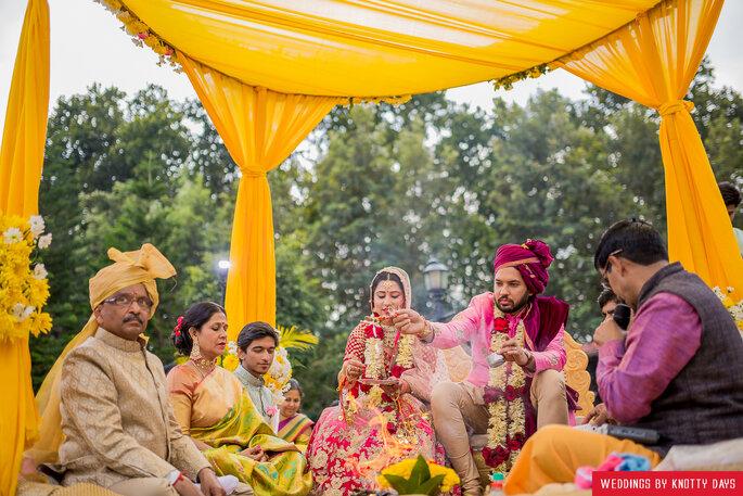 Photo: Weddings by Knotty Days.