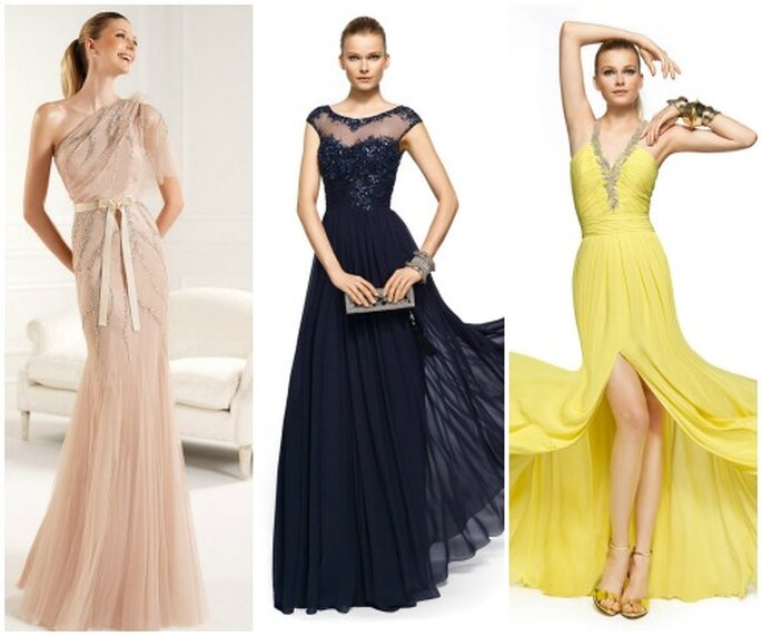 Pronovias 2013 : des robes avec des cristaux élégantes et raffinées. Photo www.pronovias.com