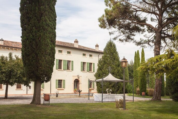 Villa Conti Cipolla - Wedding & Events Restaurant