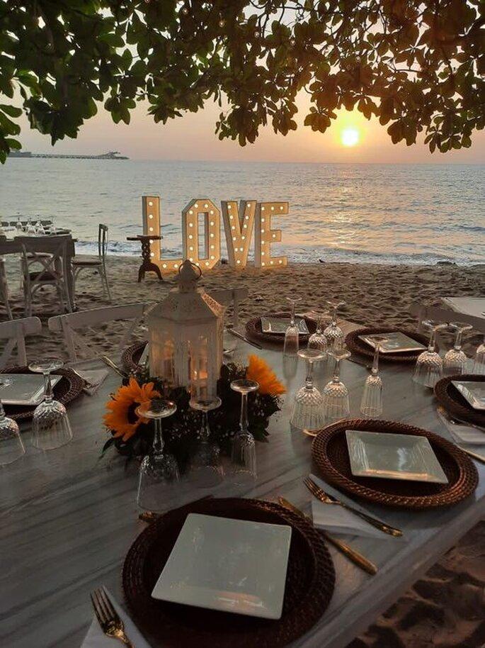 Tu boda perfecta-Grupo empresarial eventos integrados wedding planner San Andrés