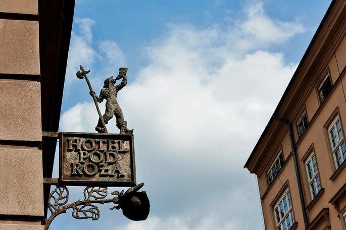 Hotel Pod Różą i Restauracja Amarone