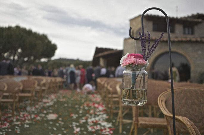 Decibel Casaments, by Esther Esteve wedding planners Tarragona