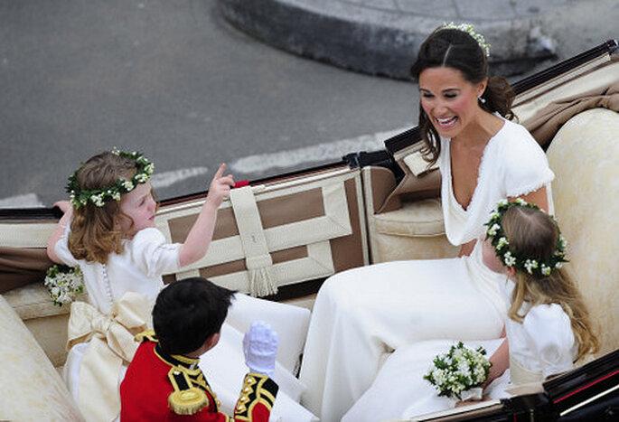 Robe Pippa Middleton