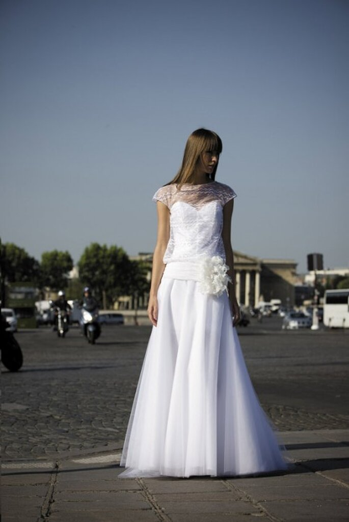 Vestdo de novia Fabuleuse, Cymbeline